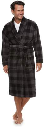 Croft & Barrow Men's Plush Robe