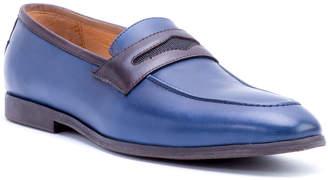 Robert Graham Lugo Leather Loafer