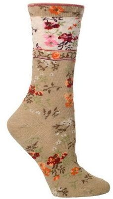 Ozone Design Set of 2 Mona Linen Socks