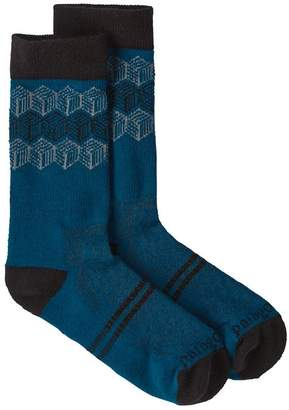 Patagonia Lightweight Merino Performance Crew Socks