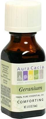 Aura Cacia Essential Oil, Geranium, 0.5 oz by