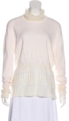 3.1 Phillip Lim Wool Turtleneck Sweater wool Wool Turtleneck Sweater