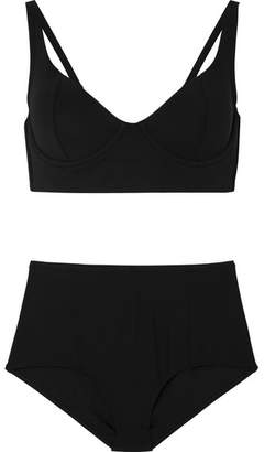 Tory Burch Underwired Bikini - Black
