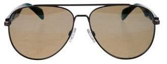 Rag & Bone 2018 Arc Aviator Sunglasses