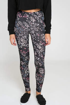 Ardene Floral Leggings