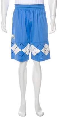 Jordan UNC Basketball Shorts w/ Tags blue UNC Basketball Shorts w/ Tags
