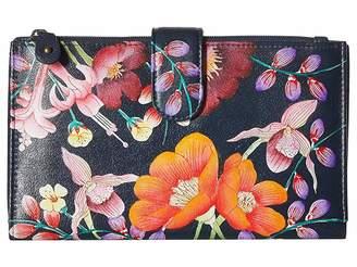 Anuschka 1113 Large Smartphone Case Wallet