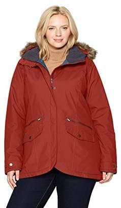 Columbia Women's Plus-Size Many Paths Jacket
