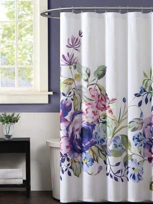 Christian Siriano New York Garden Bloom Shower Curtain