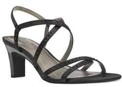 Bandolino Ota Studded Strappy Sandals