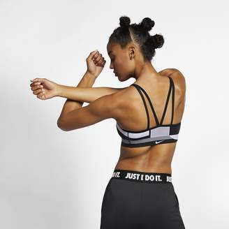 Nike Women's Medium Support Sports Bra Flyknit Indy