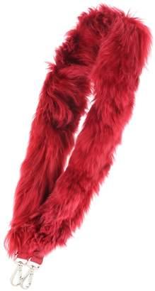 Fendi Fur bag strap