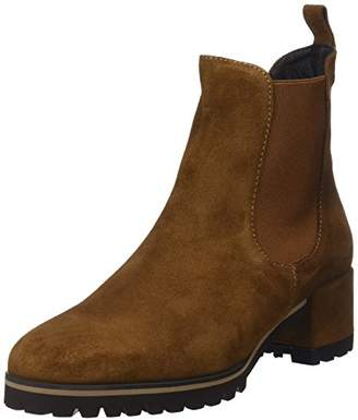 Pedro Miralles Women's's 24350 Ankle Boots Brown Mogano