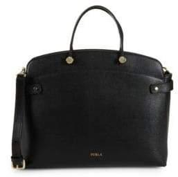 Furla Agata Leather Tote