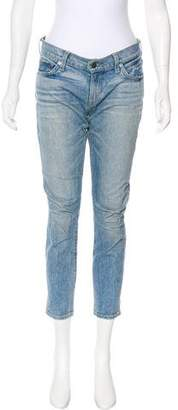 Elizabeth and James Ozzy Low-Rise Skinny Jeans