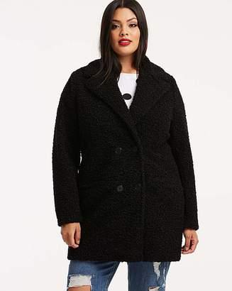 Fashion World Teddy Fur Coat