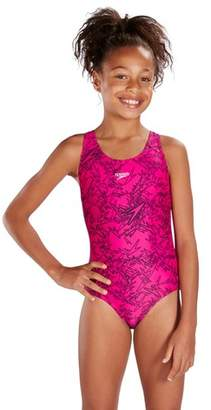 Next Girls Speedo Boom All-Over Splashback Swimsuit