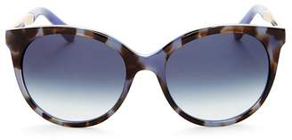 Kate Spade Amaya Cat Eye Sunglasses, 53mm