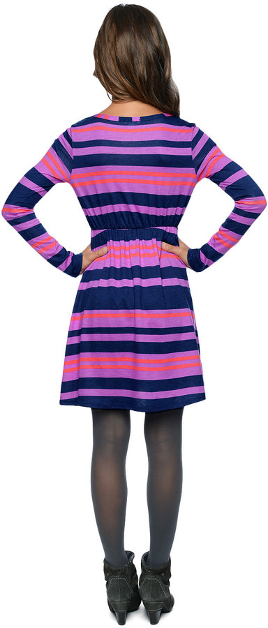 Tribeca Stripe Dress