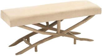 Uma Enterprises Upholstered Bench