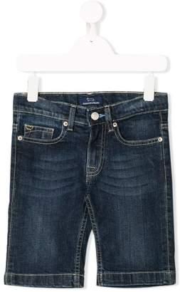 Harmont & Blaine Junior classic denim shorts