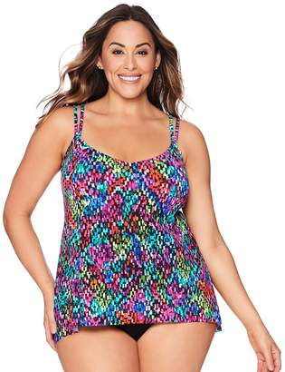 b3930257583 Kohl s Plus Size Swimsuits - ShopStyle