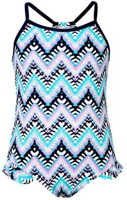 Snapper Rock Girls Boho Classic One Piece
