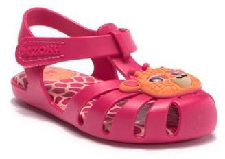 Zaxy BB Animals Eco-Friendly Jelly Sandal (Toddler)