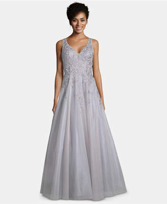 55a6d21b67b24 Xscape Evenings Silver Dresses - ShopStyle Australia