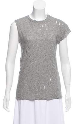 James Perse Distressed Sleeveless Top w/ Tags