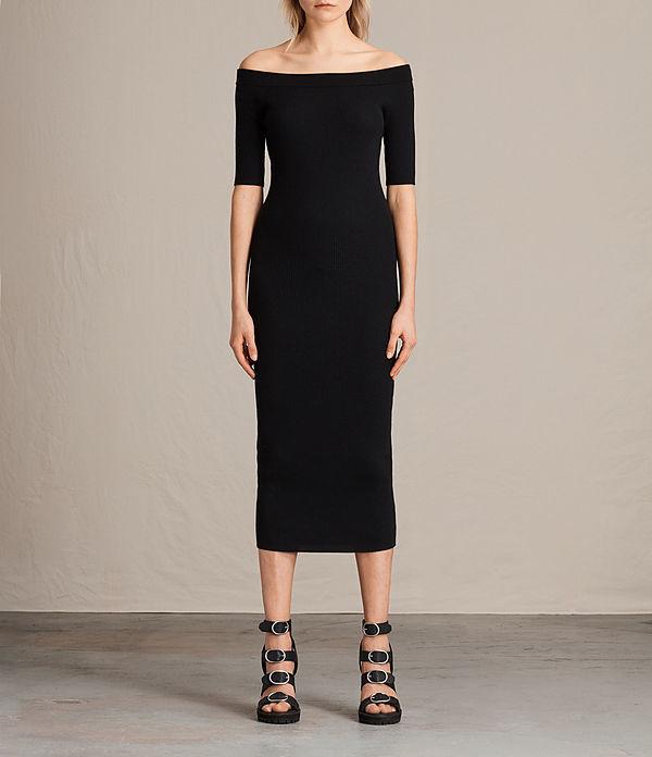 AllSaints Lavine Dress