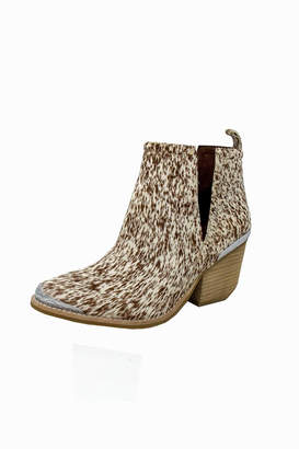 Jeffrey Campbell Calf Hair Bootie