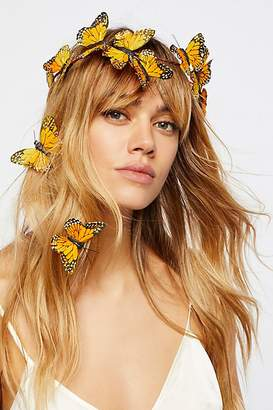 Wild & Free Jewelry Meadow Monarch Crown Set