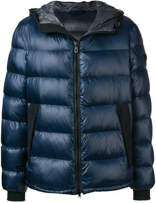 Peuterey padded hooded jacket