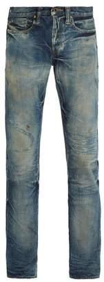 Prps Japan - Demon Straight Leg Jeans - Mens - Indigo