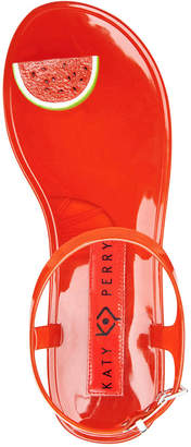 Katy Perry Geli Novelty Scented Jelly Sandals Women's Shoes