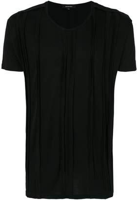 Unconditional plain T-shirt