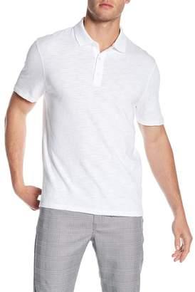 Vince Slub Polo Shirt
