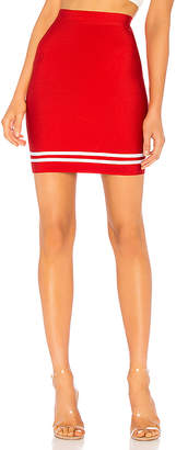 by the way. Hollie Bandage Mini Skirt