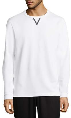 MSX BY MICHAEL STRAHAN Msx By Michael Strahan Long Sleeve Crew Neck T-Shirt