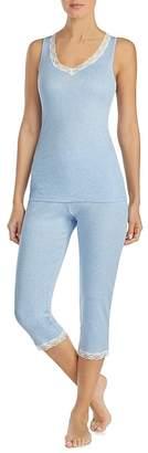 Lauren Ralph Lauren Fashion Knits Capri PJ Set