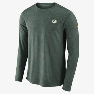 Nike Dri-FIT Coach (NFL Packers) Men's Long Sleeve Football Top