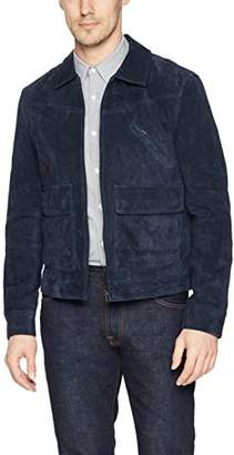 Blank NYC [BLANKNYC] Men's Russian Suede Jacket Outerwear
