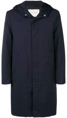 MACKINTOSH down filled hooded rain jacket