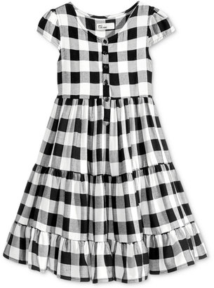 Epic Threads Tiered Prairie Dress, Toddler & Little Girls (2T-6X), Only at Macy's $30 thestylecure.com