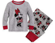Disney Minnie Mouse PJ PALS Set for Baby