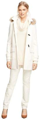 Wool Toggle Coat $1,098 thestylecure.com