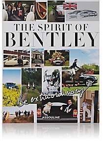 Assouline Be Extraordinary: The Spirit Of Bentley