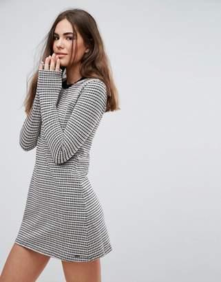 Pepe Jeans Edie Knit Stripe Dress