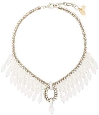 Rada' Radà embellished bead necklace
